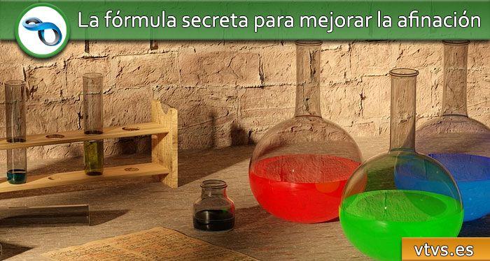 La fórmula secreta para mejorar la afinación