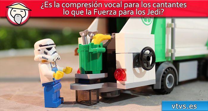 compresión vocal