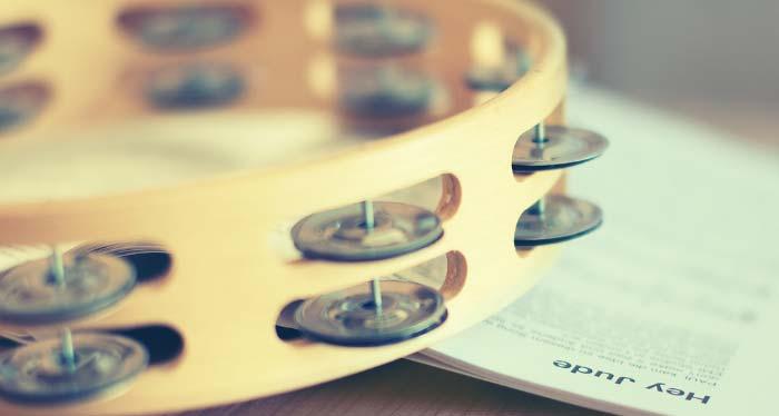 percusión para cantantes