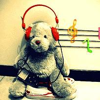 tener oído musical