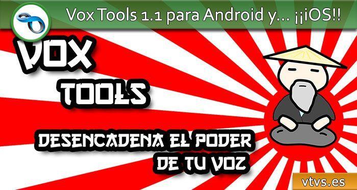 vox tools 1.1